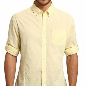 John Varvatos USA Button Down Casual Shirt Sz M